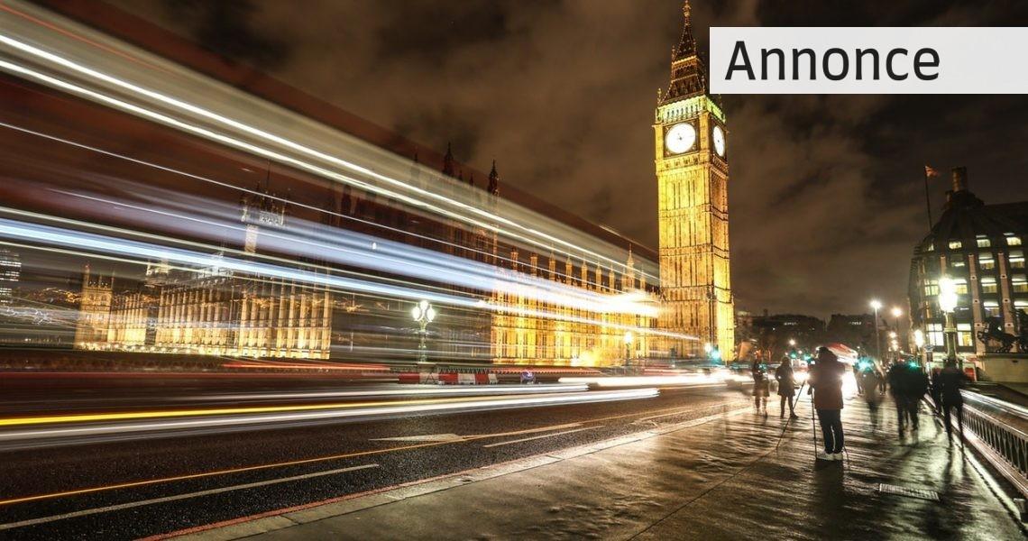 London natteliv